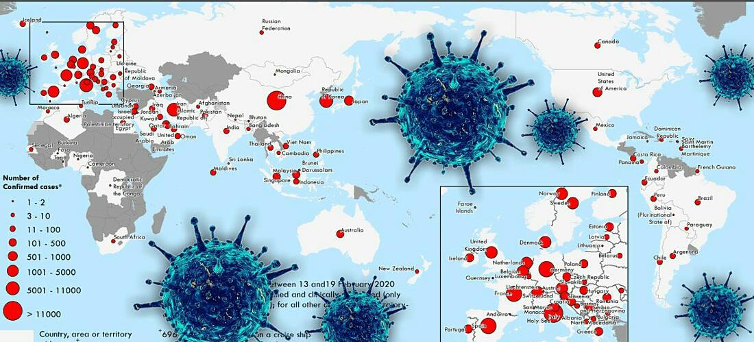 Самые безопасные страны в мире от короновируса