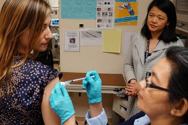 Универсальные вакцины против Гриппа