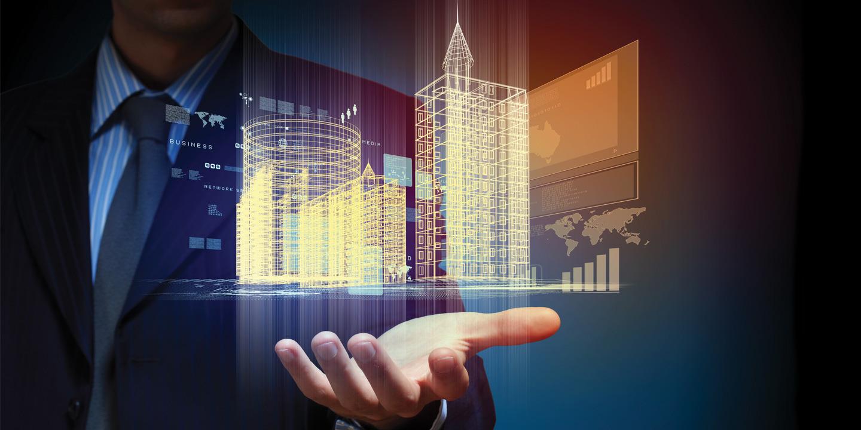Возрождение недвижимости с помощью технологий