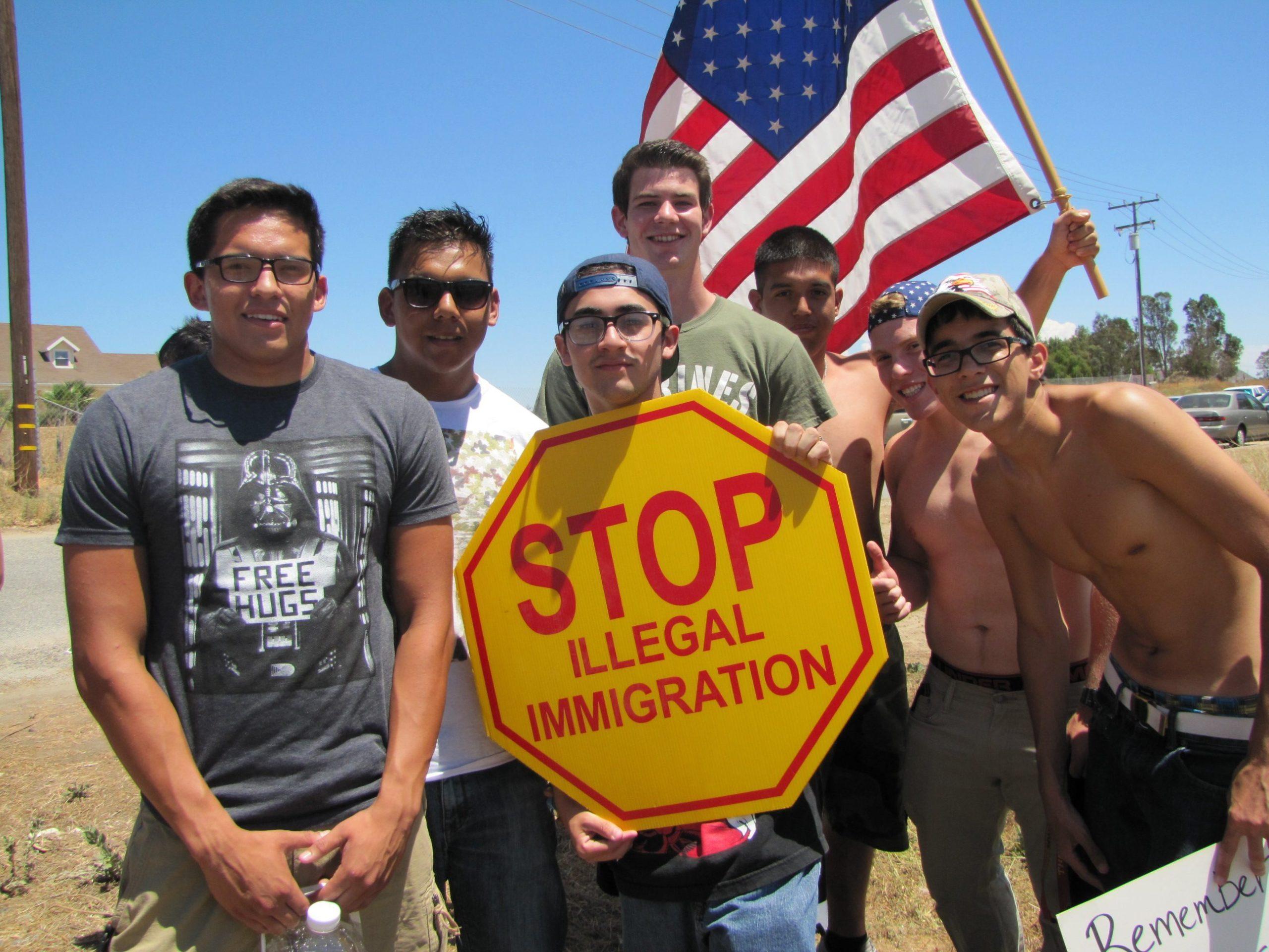 Нелегальные иммигранты